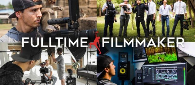 My Honest Opinion On Full Time Filmmaker By Parker Walbeck