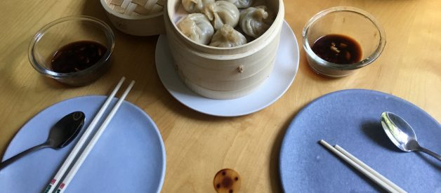 My Quest for Vegan Soup Dumplings