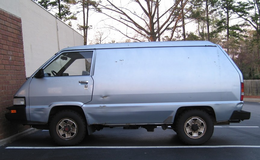 Example of the type of car that the Polaroid photograph fell out of in the parking lot of a convenience store in Florida.