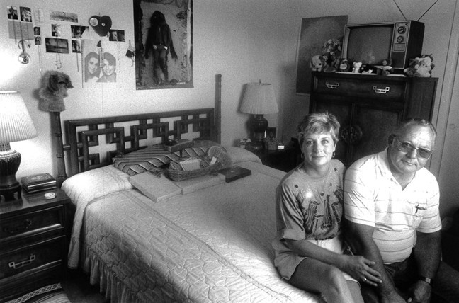 John and Patty Doel kept a room for Tara where birthday and Christmas presents sat unopened.