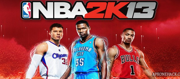 NBA 2K13 Apk + OBB Data [Full Paid] 1.1.2 Android Download by 2K SPORTS