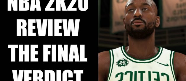 NBA 2k20 Review: It's Actually Worth It Or Whether It's All Hype