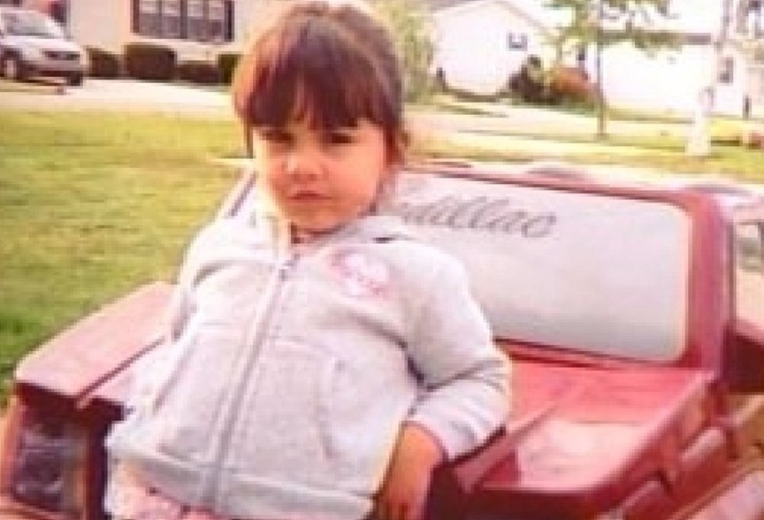 Nevaeh Buchanan was last seen playing outside of her apartment on May 24, 2009, in Monroe Michigan, and later found murdered.