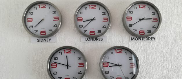 New time zone definitions release for 2020