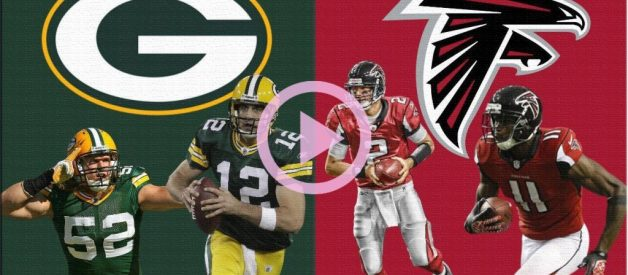 NFL Playoffs-STREAMS-FREE-TV@!!..-Packers vs Falcons Live FREE