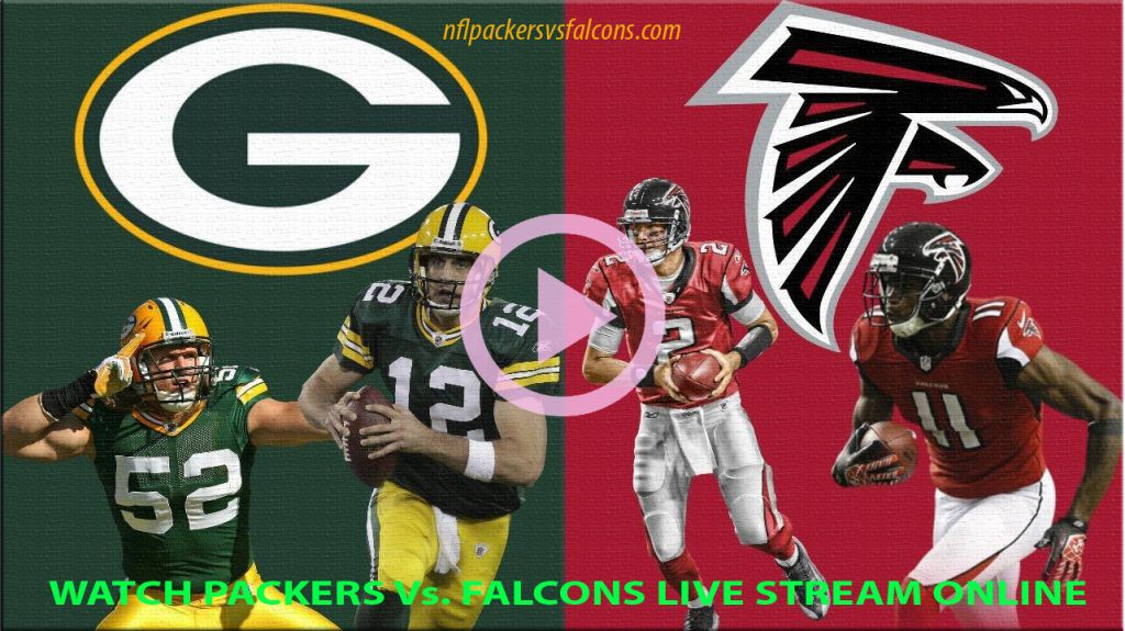 Packers vs Falcons live