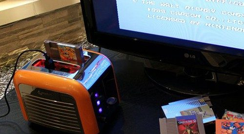 Nintoaster: The Nintendo Toaster Made from Our Favorite Childhood Game Console