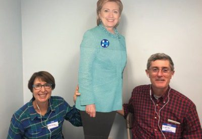Notes from a Hillary Phone Bank