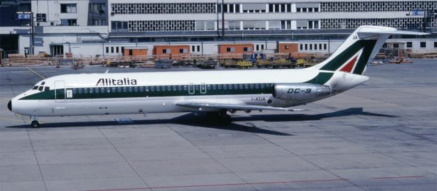 On Course for Disaster: The crash of Alitalia flight 404