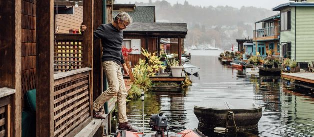 On the Waterfront: What It's Really Like to Live in a Houseboat
