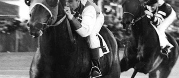 OTD in History… November 1, 1938, Seabiscuit defeats Triple Crown winner War Admiral in a match race at Pimlico