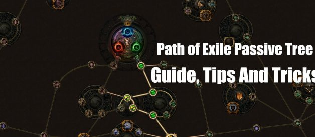 Path of Exile Passive Tree Guide, Tips And Tricks