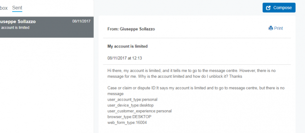 PayPal closed my account with no explanation. It could happen to you.