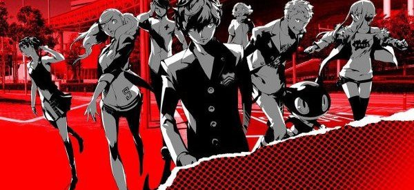 Persona 5: Menus with Personality and Readability