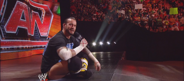 Pipe Bomb: The Last Wrestling Moment that Mattered