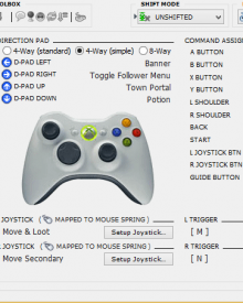 Playing Diablo 3 PC With A Controller [Guide]
