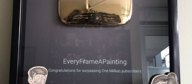 Postmortem: Every Frame a Painting