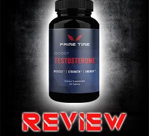 Prime Time Boost Testosterone Reviews