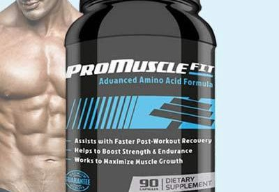 Promuscle Fit Review: Boost Muscles Naturally| Get Free Trial Offer