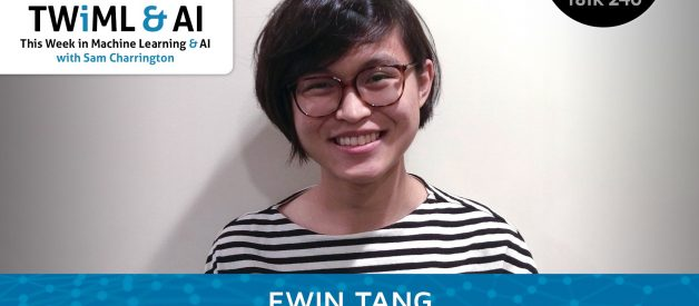 Quantum Machine Learning Algorithms with Ewin Tang