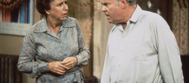 Racism Isn't Funny — So Why Does Archie Bunker Make Me Laugh?