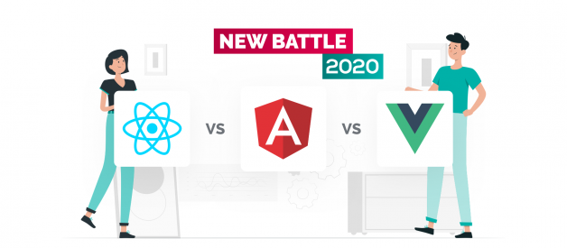 React vs Angular vs Vue.js — What to choose in 2020? (updated in 2020)