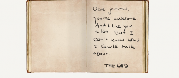 Read This If You Want To Keep A Journal But Don't Know How