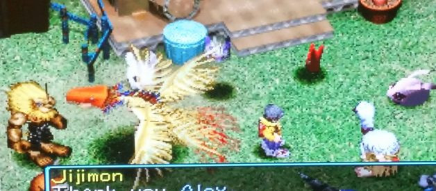 Reflections on finally beating Digimon World, 15 years after its release