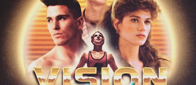 Remaking the 1985 film VISION QUEST (well….trying to)