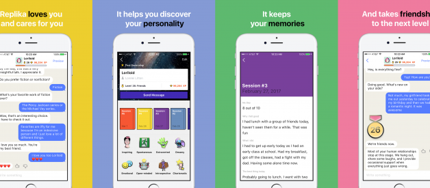 Replika AI to launch on the App Store