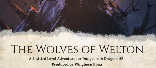 Review: The Wolves of Welton