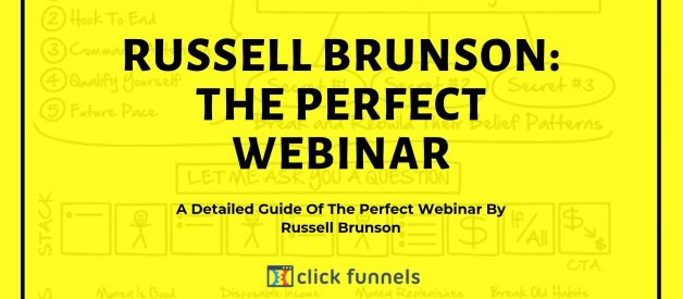 Russell Brunson The Perfect Webinar Script And Template