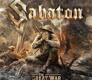 Sabaton and 'The Great War' album