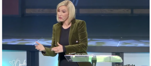 'Satanic Pregnancies' — What Christians Like Paula White and T.D. Jakes Have in Common