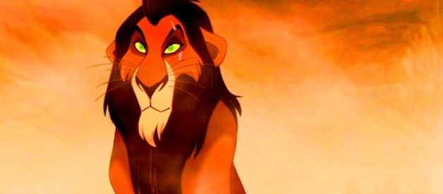 """Scar from Disney's """"The Lion King"""" was actually the film's hero"""