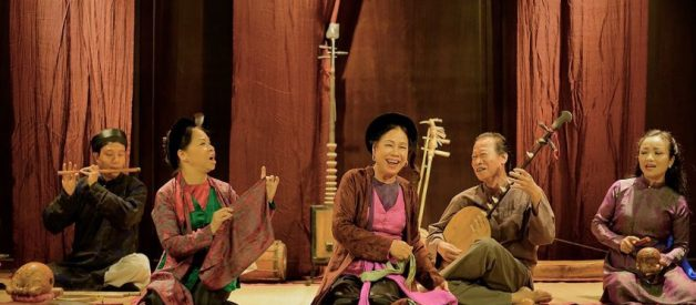 Short Guide to Authentic Traditional Vietnamese Music and Dance for tourists
