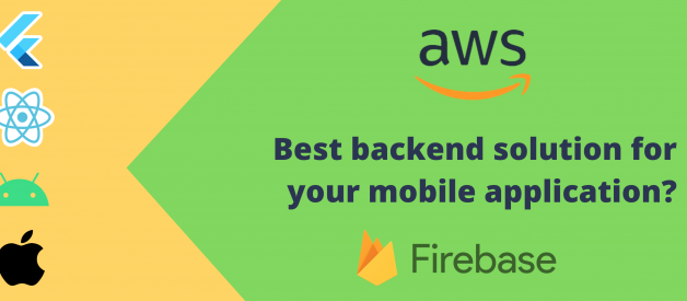 Should You Use AWS or Firebase For the Back end of Your Mobile App?