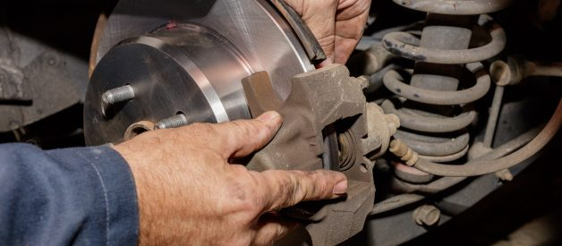 Signs That Your Brake Calipers Are Going Bad
