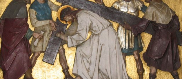 Simon of Cyrene: The Man Who Carried Jesus' Cross