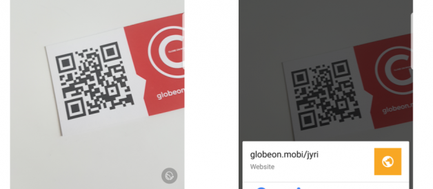 Simple way to scan QR-codes by Android without downloading scanner