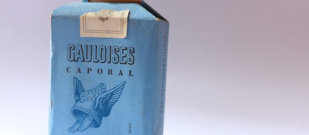 Small, white and strong – how French cigarettes became the coolest in the world