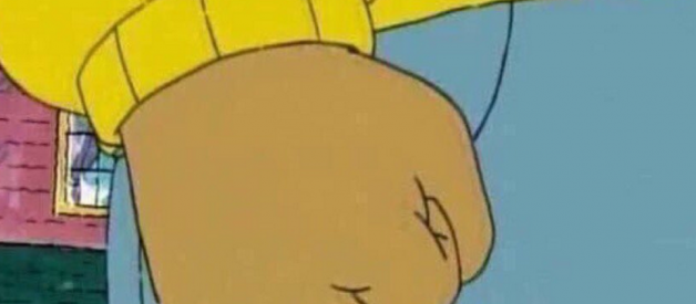 #SoRelatable: Why The Arthur's Fist Meme is More Relevant than Ever