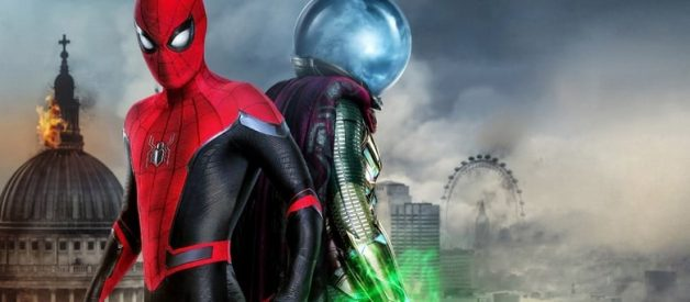Spider-Man: Far from Home [2019] *Google Drive* Full Movies Blu-Ray