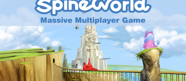 Spineworld: the unprecedented history of the virtual world