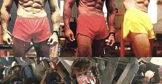 Stallone's Unparalleled Drive