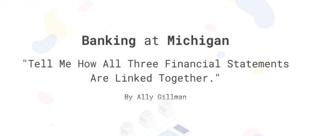 """""""Tell Me How All Three Financial Statements Are Linked Together?"""""""