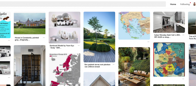 Ten Interesting Pinterest Alternatives Worth Checking Out