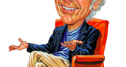 """That time Larry David went on Howard Stern: """"Put me out of my misery."""""""