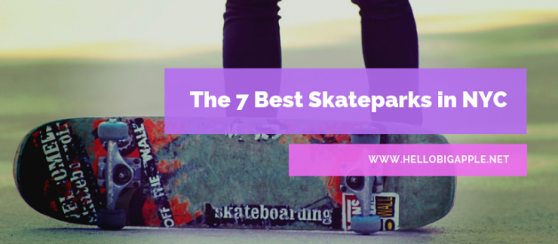 The 7 Best Skateparks in NYC