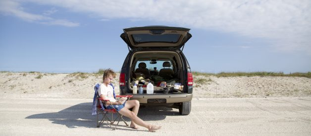 The Art of Living in Your Car